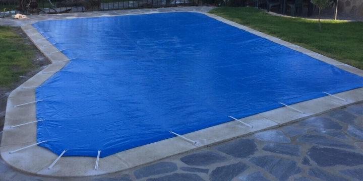 Protege tu piscina del mal tiempo